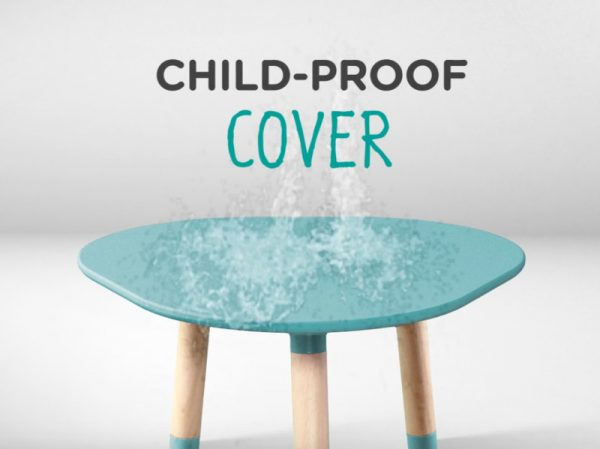Child Proof Silicone Cover for MUtable