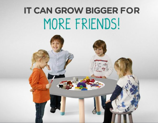 MUtable grows bigger for more friends