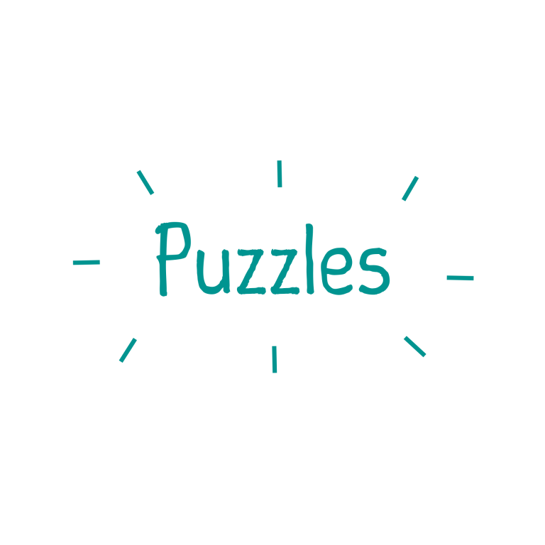 text puzzles